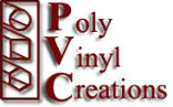 Poly Vinyl Creations Logo